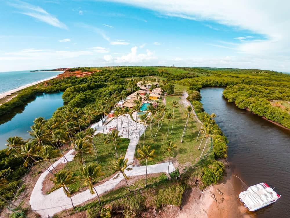Barra do Abiaí: um espetáculo que gratifica o esforço para chegar