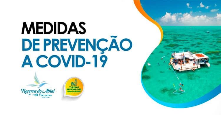 Protocolo de prevenção a COVID-19